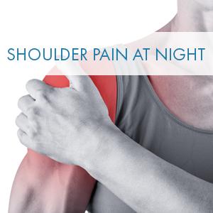 Shoulder Pain At Night Affecting Sleep Good Sleep Expert