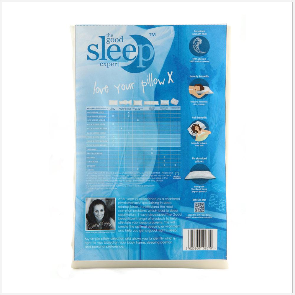 how to clean silk pillowcase