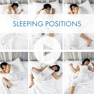 Finding The Best Sleeping Position With The Good Sleep Expert