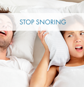 Stop Snoring with The Good Sleep Expert