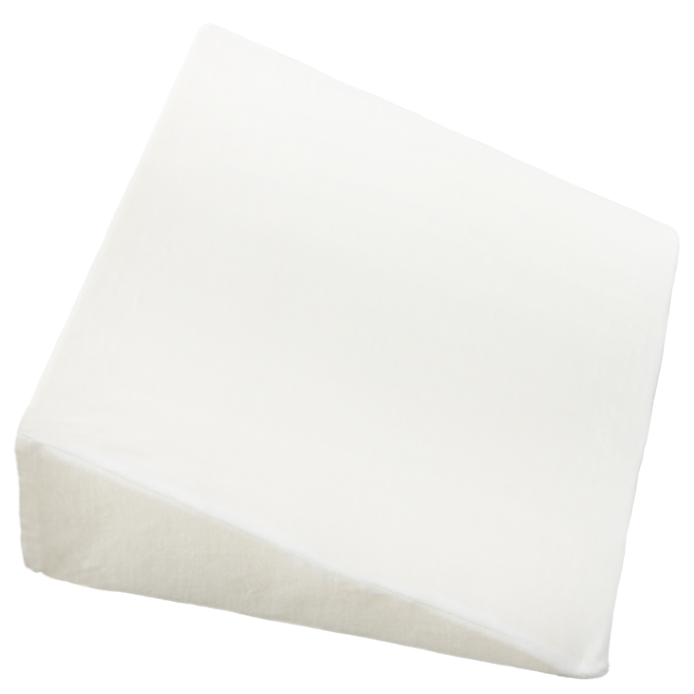 Good Sleep Expert Wedge Pillow Elevation Pillow With Cover