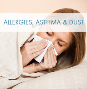 Allergies, Asthma and Dustmites