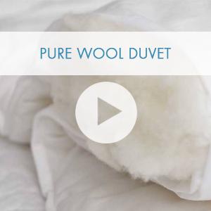 Pure Wool Duvet