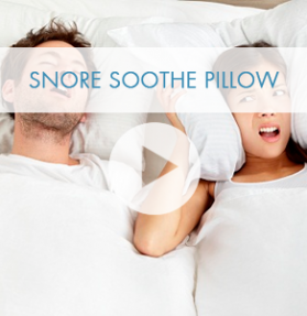 Snore Soothe Pillow