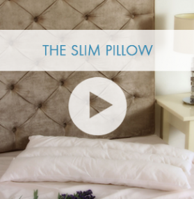 The Slim Pillow