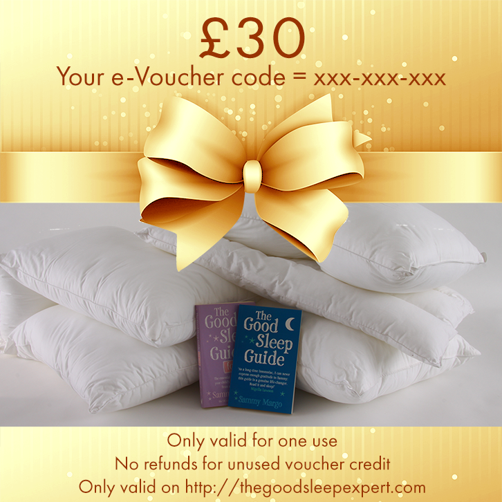 Gift Voucher - The Good Sleep Expert