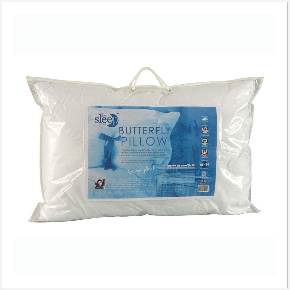 Butterfly Pillow The Good Sleep Expert