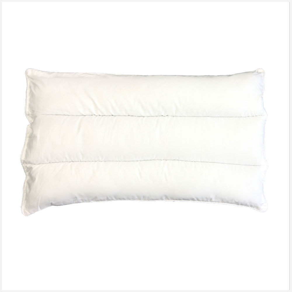 Slim Pillow for back, front sleepers and small frames