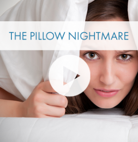 The Pillow Nightmare - Choosing the right pillow