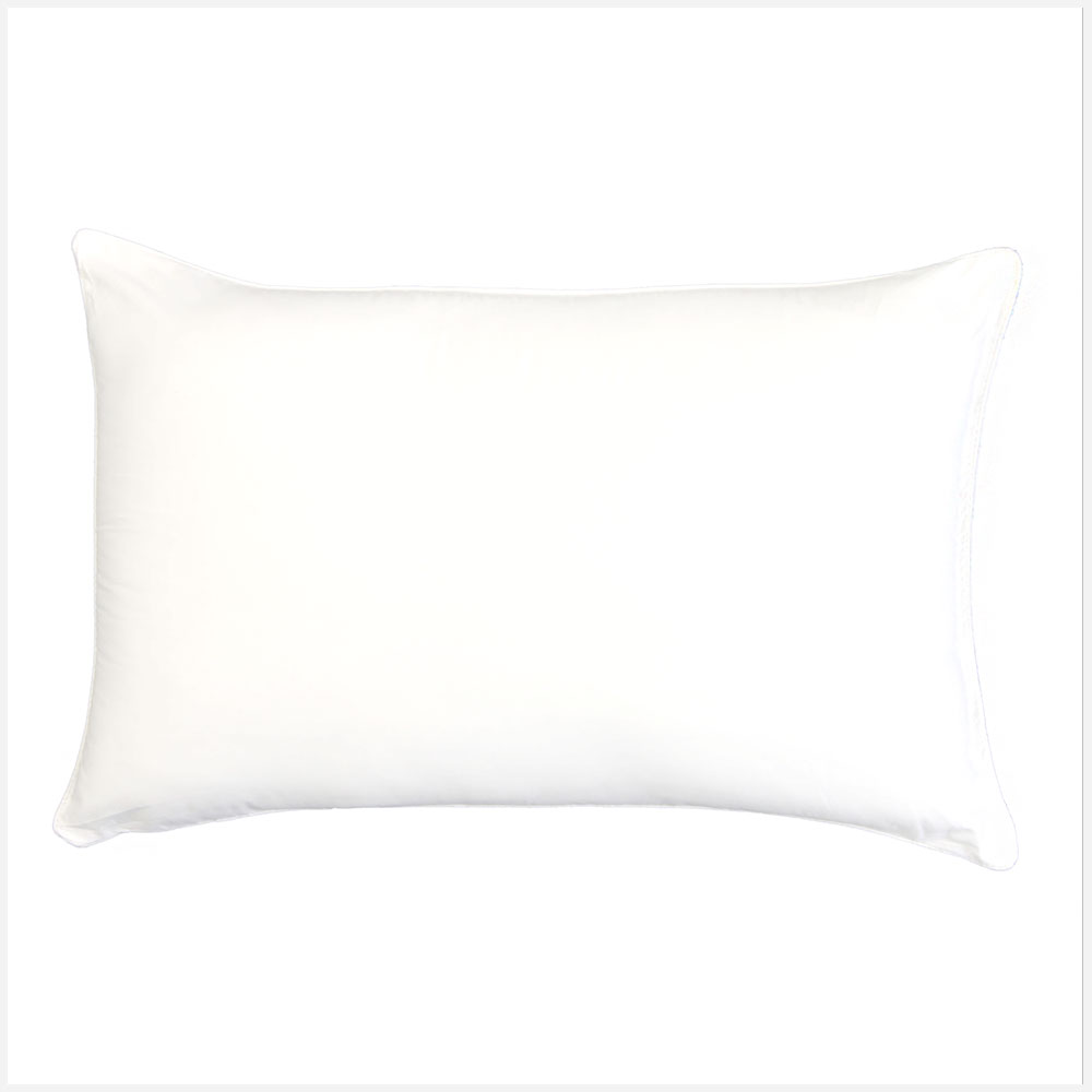 Is our big pillow the best pillow for you good sleep expert for Pillow back bed frame